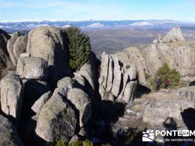 Senderismo Sierra de la Cabrera; madrid excursiones; rutas alrededor de madrid